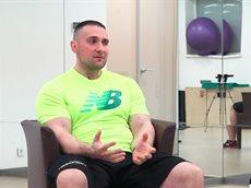 Богдан Кравченко - бодибилдинг умирает ⁄ интервью Time V